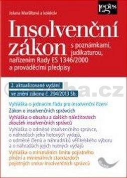 Jolana Maršíková: Insolvenční zákon cena od 777 Kč