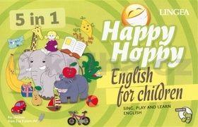 Happy Hoppy English for children cena od 479 Kč