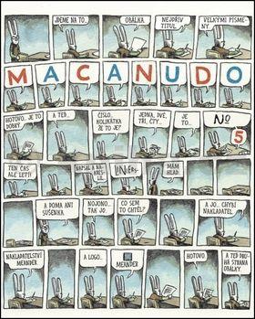Ricardo Siri Liniers: Macanudo 05 cena od 167 Kč