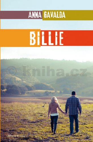 Anna Gavalda: Billie cena od 160 Kč