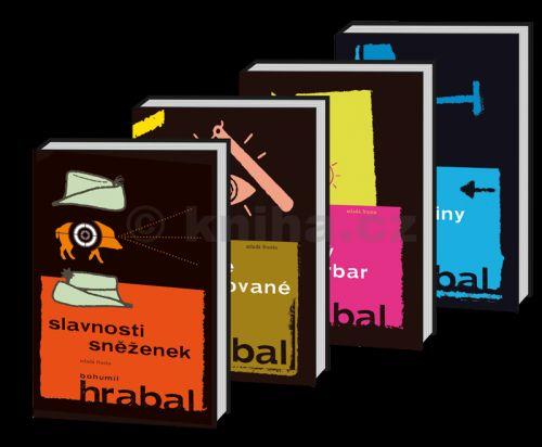 Bohumil Hrabal: Bohumil Hrabal 1914-2014 cena od 519 Kč