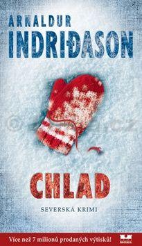Arnaldur Indridason: Chlad - Severská krimi cena od 304 Kč