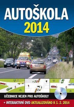 Autoškola 2014 + DVD cena od 206 Kč