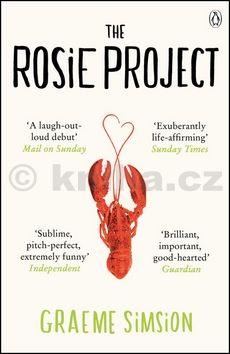 Simsion Graeme: The Rosie Project cena od 181 Kč
