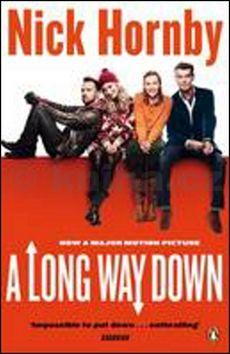 Nick Hornby: A Long Way Down - film tie in (anglicky) cena od 221 Kč