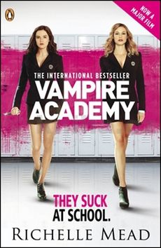 Richelle Mead: Vampire Academy cena od 191 Kč