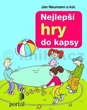 Soňa Hermochová, Jan Neumann: Nejlepší hry do kapsy cena od 160 Kč
