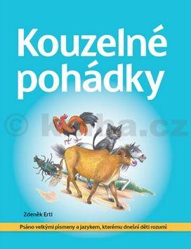 Zdeněk Ertl: Kouzelné pohádky cena od 169 Kč