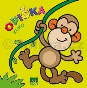 Gabriel Cortina: Opička Kuko cena od 0 Kč