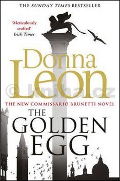 Donna Leon: Golden Egg cena od 47 Kč