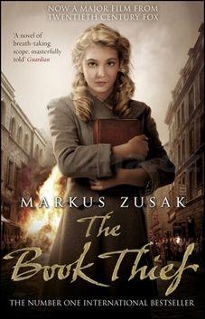 Markus Zusak: The Book Thief (anglicky) cena od 192 Kč