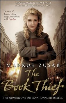 XXL obrazek Markus Zusak: The Book Thief
