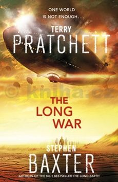 Stephen Baxter, Terry Pratchett: The Long War - Long Earth 2 (anglicky) cena od 174 Kč