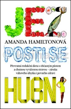 Amanda Hamilton: Jez, posti se, hubni cena od 235 Kč