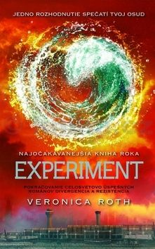 Veronica Roth: Experiment cena od 350 Kč