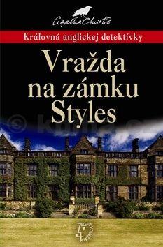 Agatha Christie: Vražda na zámku Styles cena od 166 Kč