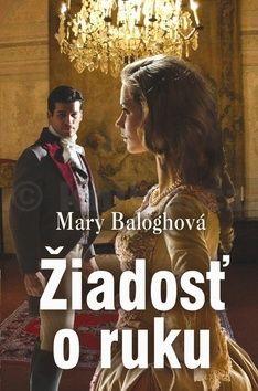 Mary Balogh: Žiadosť o ruku cena od 275 Kč