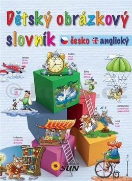 Eduardo Trujillo: Dětský obrázkový slovník česko-anglický cena od 189 Kč