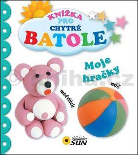 Grez Marcela: Moje hračky - Knížka pro chytré batole cena od 50 Kč