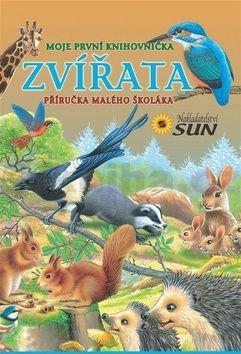 Zvířata: Příručka malého školáka cena od 132 Kč
