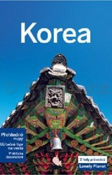 XXL obrazek Korea - Lonely Planet