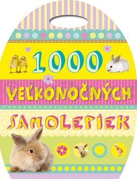1000 Veżkonočných samolepiek cena od 133 Kč