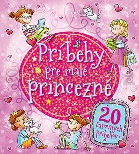 Príbehy pre malé princezné cena od 229 Kč