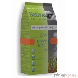 Nativia Dog Puppy Mini Duck&Rice 3 kg