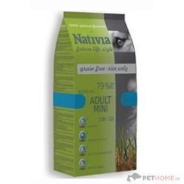 Nativia Dog Adult Mini Duck&Rice 3 kg
