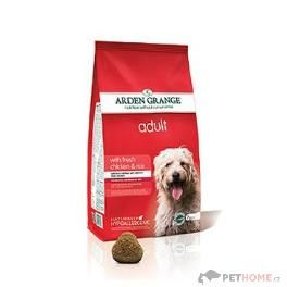XXL obrazek Arden Grange Dog Adult Chicken 2 kg