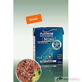 Platinum Menu Fisch+Chicken 385 g cena od 75 Kč