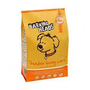BARKING HEADS PROFESSIONAL CHICKEN 18 kg cena od 2229 Kč