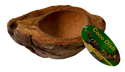 Lucky Reptile Coco Dish přírodní napáječka