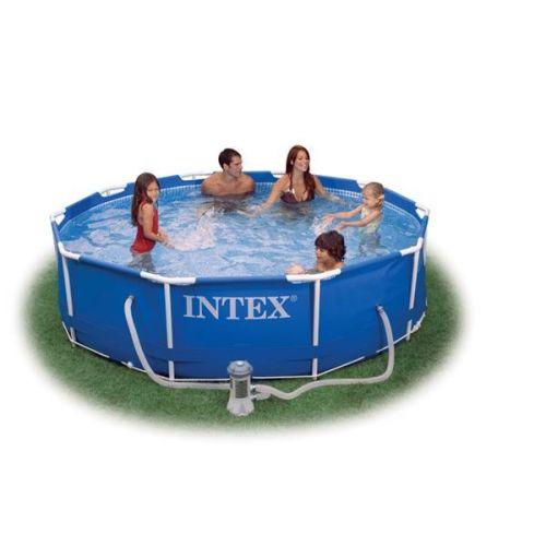 Intex Metall-Frame set 4,57x1,07 m