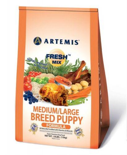 Artemis Fresh Mix Medium Large Breed Puppy 18,1 kg