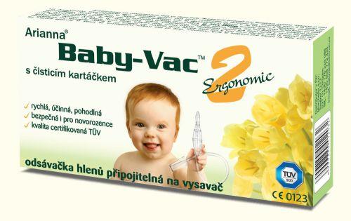 ARIANNA BABY-VAC 2 ERGONOMIC