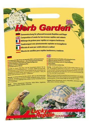 Lucky Reptile Herb Garden Seed Mix směs semen 2 g
