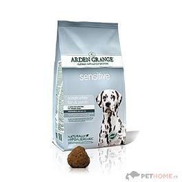 Arden Grange Dog Adult Sensit.Ocean Fish &Potato 2 kg