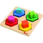 Voila Geometrické tvary malé cena od 400 Kč