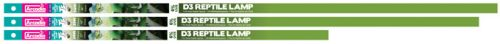 Arcadia D3 Forest Reptile Lamp 6.0 UVB T5
