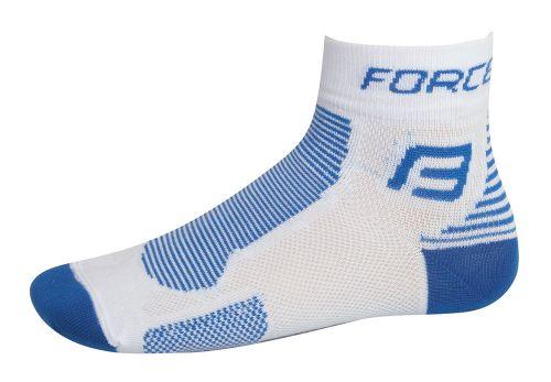 3d14f24b584 Pánské cyklistické ponožky FORCE 1 jsou navrženy s ohledem na specifické  potřeby jízdy na kole. Mají zpevněný kotník i achilovku.