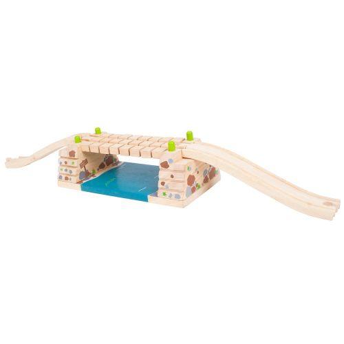 Bigjigs Toys Houpací most přes řeku