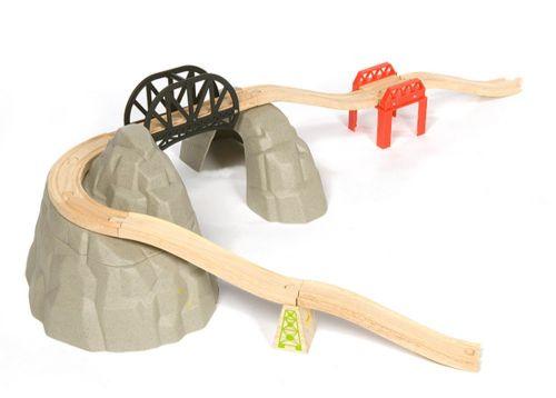 Bigjigs Rail Dřevěná vláčkodráha