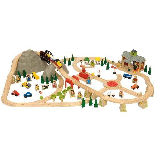 Bigjigs Rail Horská cesta