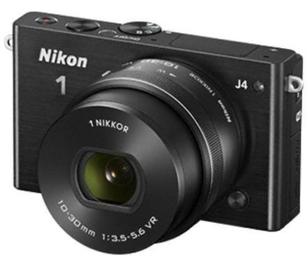 Nikon 1 J4 cena od 0 Kč