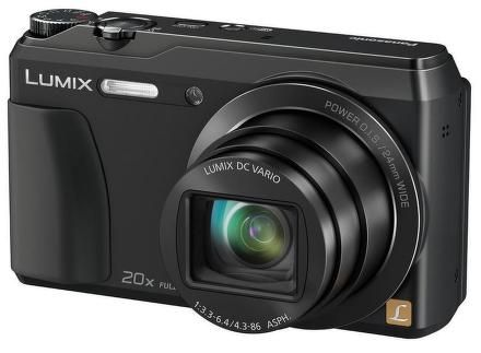 Panasonic Lumix DMC-TZ55 cena od 0 Kč