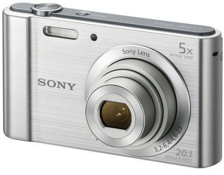 Sony DSC-W800 cena od 2330 Kč
