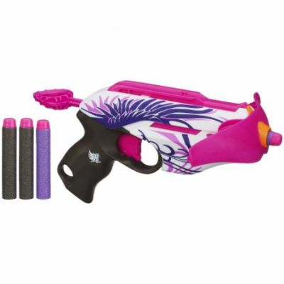 Nerf N-REBELLE pistole cena od 258 Kč
