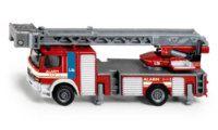 SIKU Super Otočný hasičský žebřík 1:87