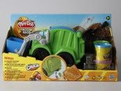 Hasbro Play-Doh popelářské auto cena od 0 Kč
